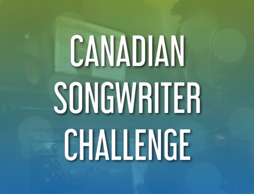 Apply Now! Music PEI's Canadian Songwriter Challenge 2018
