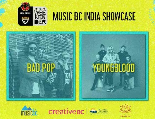 Music BC in India