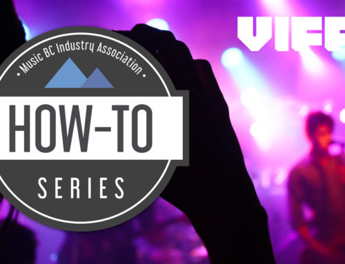 Music BC's How-to Series presents: SOUNDOFF @ VIFF