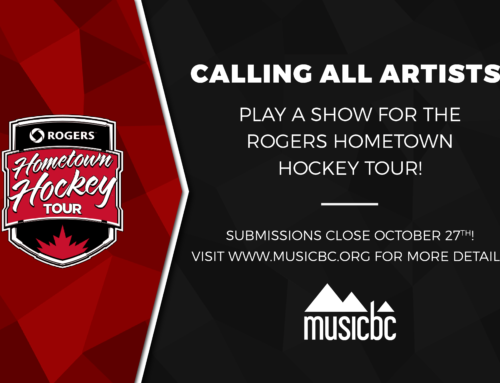 CALL FOR ARTISTS: Rogers Hometown Hockey Tour