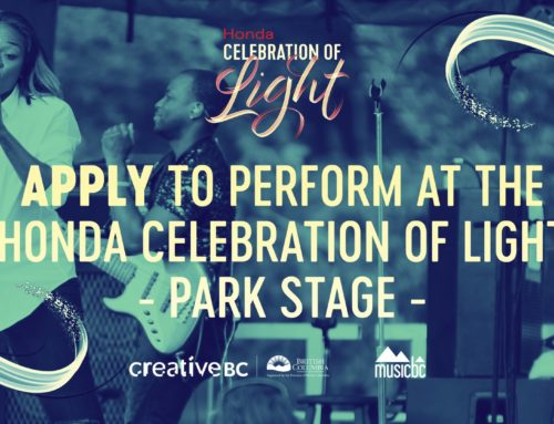 Apply Now to Play at the Honda Celebration of Light 2019!