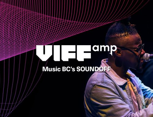 Enter to Win Passes to VIFF AMP This Weekend