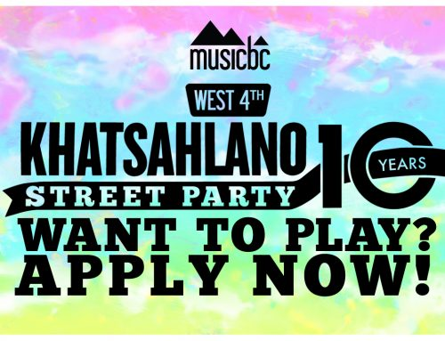 Calling All Artist For Khatsahlano
