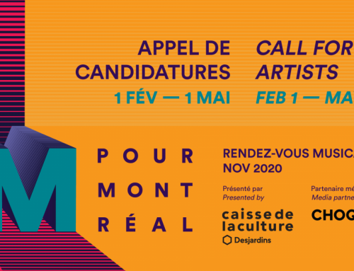 Take Part in the 15th Edition of M for Montreal!