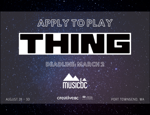Apply to Play THING Festival