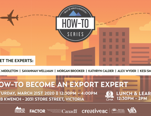 Our How-To Series is Coming to Victoria!