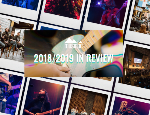 Music BC 2018/2019 In Review