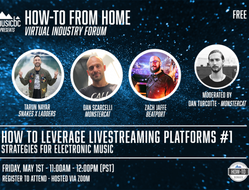 How-To From Home: How to Leverage Live Streaming Platforms #1